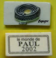 Fève - Paul 2002 - Le Monde De Paul - Espagne.- Réf AFF 2002 5 - Countries