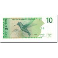 Billet, Netherlands Antilles, 10 Gulden, 1986, 1986-03-31, KM:23a, NEUF - Nederlandse Antillen (...-1986)
