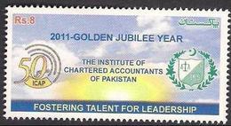 F1- Golden Jubilee Of The Institute Of Chartered Accountants Of Pakistan - Pakistan