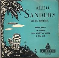ALDO SANDERS  GUITARE HAWAIENNE - World Music