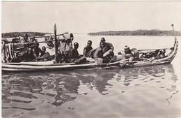 0511 Lac Tchad - Le Kadeï, Pirogue En Papyrus - Tchad
