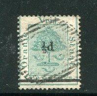ORANGE- Y&T N°7- Oblitéré - État Libre D'Orange (1868-1909)