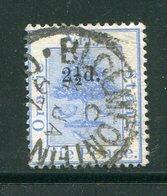 ORANGE- Y&T N°16A- Oblitéré (très Belle Oblitération!!!) - État Libre D'Orange (1868-1909)