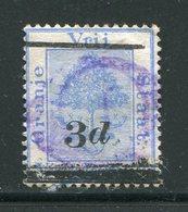ORANGE- Y&T N°9a)- Oblitéré - South Africa (...-1961)