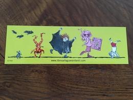 Marque Page Jeunesse Chauve-souris - Bookmarks