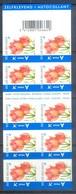 F70- Belgium 2007.  Flowers. Booklet Of 10 Stamps. - Belgium