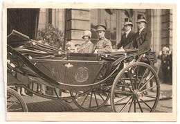 Mons, Inauguration Du Ménorial Aux Montois, Morts En Afrique, Le 19 Juin 1932, Princes Quitte La Gare De Mons - Mons