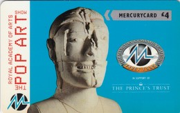 Mercury, MER287, Pop Art - Palozzi, 2 Scans.  29MERB/SB - United Kingdom