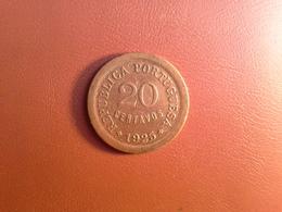 20 Centavos 1925 - Portugal