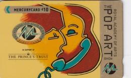 Mercury, MER288, Pop Art : Alan Jones, 2 Scans.  20MERE/W - United Kingdom