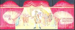 F79- Vatican Theatre 2007. Odd Shape. 300 Years Of C. Galdoni - Vatican