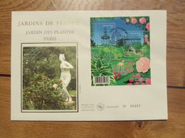 Jardin De France  F4384 // Premier Jour FDC //  1 Enveloppe Max //  2009 - 2000-2009