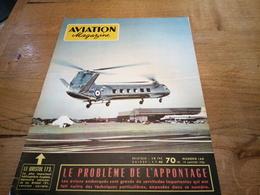 156/AVIATION MAGAZINE N° 168 LE BRISTOL 173, LE PROBLEME DE L APPONTAGE - Luftfahrt & Flugwesen