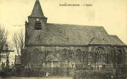 59 EBBLINGHEM / L'EGLISE / A 172 - France
