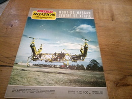 156/AVIATION MAGAZINE N° 220 L HELICOPTERE COVERTAWINGS , MONT DE MARSAN CENTRE DE VERITE - Luftfahrt & Flugwesen
