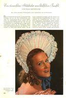 Vom Tänzerischen Stilalphabet Zum Klassischen Tansstil / Artikel, Entnommen Aus Zeitschrift /1942 - Bücher, Zeitschriften, Comics