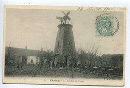 Moulin Vent  CHAINGY - Francia