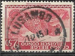 5Bm-587: LUSOMBO - 1923-44: Oblitérés