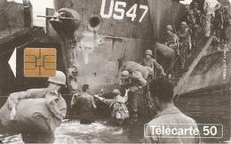 CARTE-PUBLIC-F479A-50U-05/94-SO3-DN JG-AOUT44 -US47-UTILISE-TBE - France