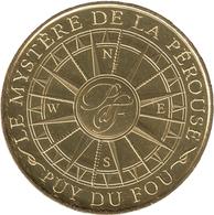 85 VENDÉE LES EPESSES PUY DU FOU N°15 LE MYSTÈRE DE LA PÉROUSE MÉDAILLE MONNAIE DE PARIS 2018 JETON TOKEN MEDAL COIN - Monnaie De Paris