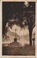 Mareuil La Motte : Le Calvaire - France
