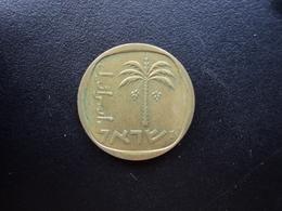 ISRAËL : 10 AGOROT  5730 (1970)  KM 26     TTB - Israel
