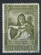 Vatican - Vatikanstadt 1964 Y&T N°407 - Michel N°455 (o) - 30l Sibylle De Delphes - Oblitérés