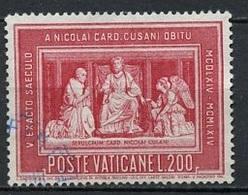 Vatican - Vatikanstadt 1964 Y&T N°414 - Michel N°463 (o) - 200l Cardinal Cusani - Oblitérés