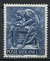 Vatican - Vatikanstadt 1966 Y&T N°447 - Michel N°496 (o) - 55l Menuiserie - Oblitérés