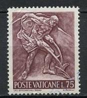 Vatican - Vatikanstadt 1966 Y&T N°448 - Michel N°497 (o) - 75l Agriculture - Oblitérés