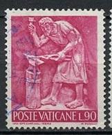 Vatican - Vatikanstadt 1966 Y&T N°449 - Michel N°498 (o) - 90l Forge - Oblitérés
