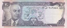 Afganistán - Afghanistan 20 Afghanis 1977 Pick 48c UNC - Afghanistán