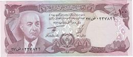 Afganistán - Afghanistan 100 Afghanis 1973 Pick 50a UNC - Afghanistán
