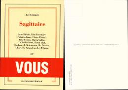 Les Femmes Sagittaire - Claude Aubert - Best-Sellers - Astrologie