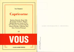 Les Femmes Capricorne - Claude Aubert - Best-Sellers - Astrologie