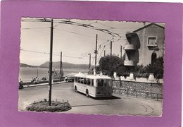 83 TOULON MOURILLON Bd Du Littoral Rond Point  Tramway - Toulon