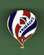 MONTGOLFIERE *** GROUPE PRIMAGAZ *** N°6 *** A045 - Airships