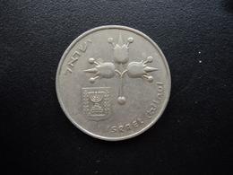 ISRAËL : 1 LIRA  5731 (1971)   KM 47.1    TTB - Israel