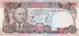 Afganistán - Afghanistan 1.000 Afghanis 1977 Pick 53c Ref 581-2 - Afghanistán