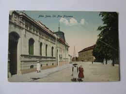 Alba-Iulia,Romanian Unused Postcard About 1925 - Roemenië