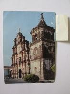 Leon,Nicaragua Used Postcard From 1986 - Nicaragua