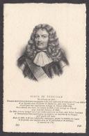 91581/ Anne Hilarion De Costentin, COMTE DE TOURVILLE, Vice-amiral Et Maréchal De France - Politieke En Militaire Mannen