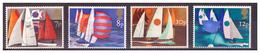 GRAN BRETAGNA - 1975 - LA VELA. SERIE COMPLETA - MNH** - 1952-.... (Elizabeth II)