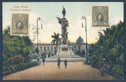 Perou Peru LIMA - Pérou