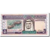 Billet, Saudi Arabia, 5 Riyals, 1983, KM:22a, NEUF - Arabie Saoudite