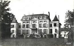 """CPSM FRANCE 71 """"Chardonnay, Chateau De Montlaville"""" - France"""