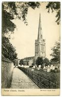 OUNDLE : PARISH CHURCH - Northamptonshire