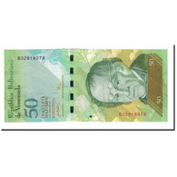 Billet, Venezuela, 50 Bolivares, 2007, 2007-03-20, KM:92a, NEUF - Venezuela