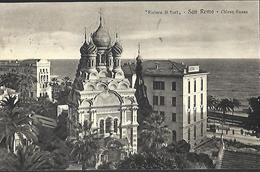 Italie San Remo  Chiesa Russa - San Remo