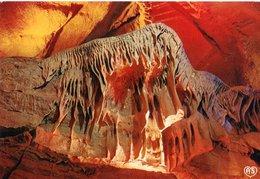 Grottes Et Riviere Souterraine De Beze A 25 Km De Dijon Feerie Lumineuse CPM Ou CPSM - France